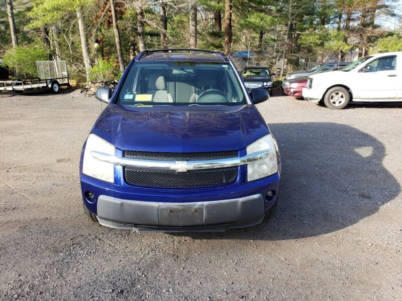 2005 Chevrolet Equinox for sale at 1st Priority Autos in Middleborough MA