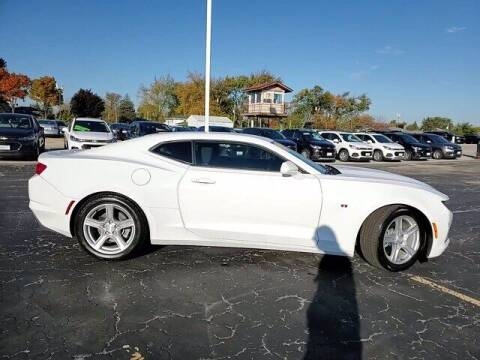 2019 Chevrolet Camaro for sale at Hawk Chevrolet of Bridgeview in Bridgeview IL