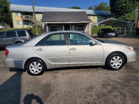 2003 Toyota Camry for sale at Knoxville Wholesale in Knoxville TN