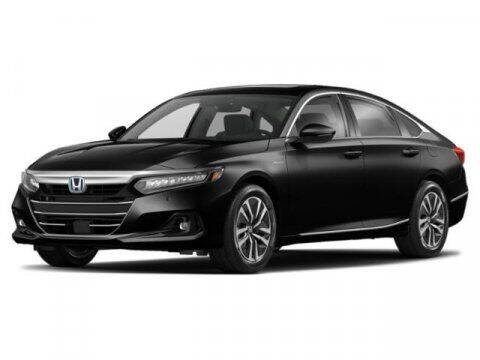 2021 Honda Accord Hybrid for sale at MILLENNIUM HONDA in Hempstead NY