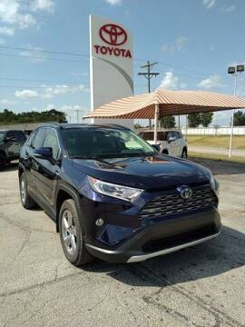 2019 Toyota RAV4 Hybrid for sale at Quality Toyota in Independence KS