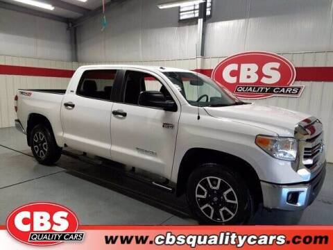 2017 Toyota Tundra for sale at CBS Quality Cars in Durham NC