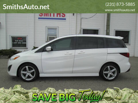 2014 Mazda MAZDA5 for sale at SmithsAuto.net in Hart MI