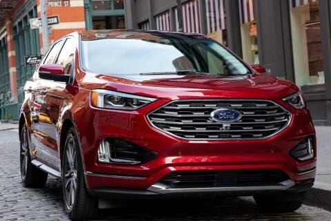 2020 Ford Edge for sale at Diamante Leasing in Brooklyn NY