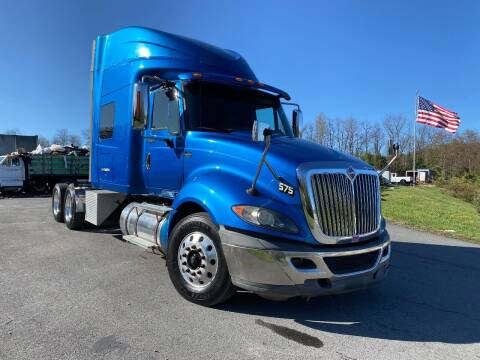 2012 International ProStar+ for sale at Variety Auto Sales in Abingdon VA
