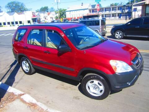 2003 Honda CR-V for sale at Cali Auto Sales Inc. in Elizabeth NJ