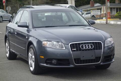 2008 Audi A4 for sale at West Coast Auto Works in Edmonds WA
