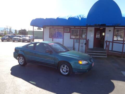 1999 Pontiac Grand Am for sale at Jim's Cars by Priced-Rite Auto Sales in Missoula MT