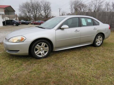 2012 Chevrolet Impala for sale at Davie County Motors in Mocksville NC