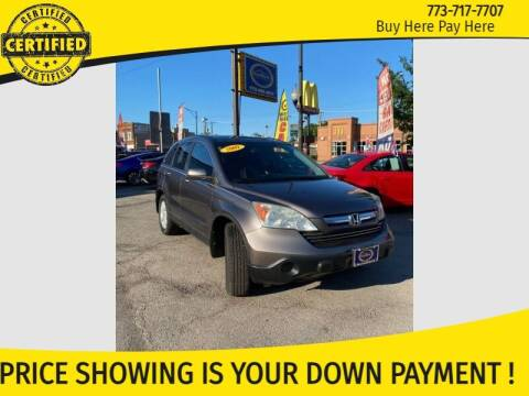 2009 Honda CR-V for sale at AutoBank in Chicago IL