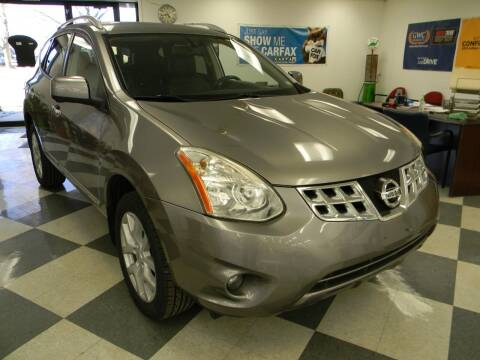 2013 Nissan Rogue for sale at Lindenwood Auto Center in St.Louis MO