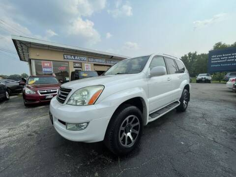 2005 Lexus GX 470 for sale at USA Auto Sales & Services, LLC in Mason OH