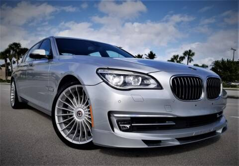 2013 BMW 7 Series for sale at Progressive Motors in Pompano Beach FL