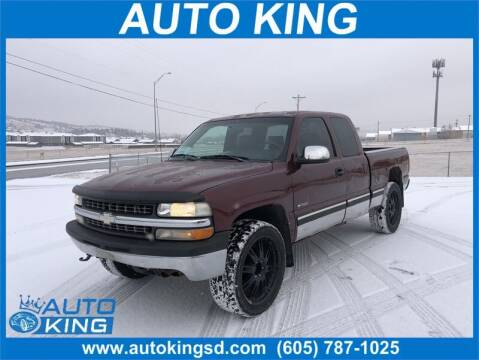2000 Chevrolet Silverado 1500 for sale at Auto King in Rapid City SD