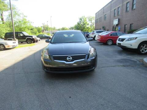 2008 Nissan Altima for sale at Heritage Truck and Auto Inc. in Londonderry NH