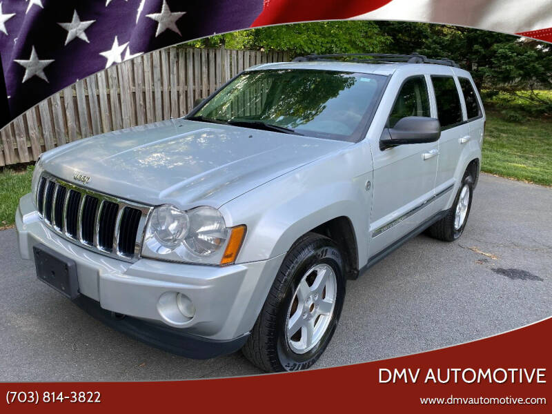 2005 Jeep Grand Cherokee for sale at DMV Automotive in Falls Church VA