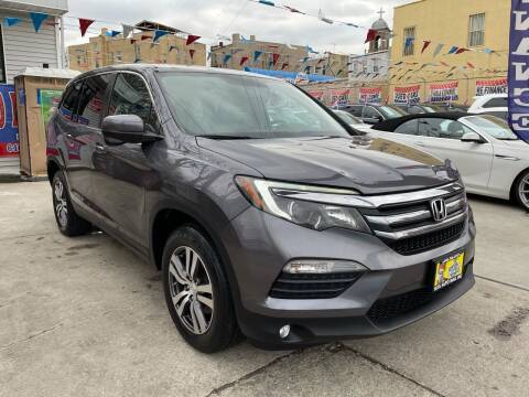 2016 Honda Pilot for sale at Elite Automall Inc in Ridgewood NY