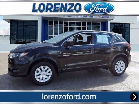 2020 Nissan Rogue Sport for sale at Lorenzo Ford in Homestead FL