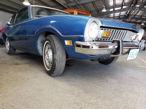 1973 Ford Maverick for sale at Time To Buy Auto in Baltimore OH