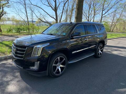 2015 Cadillac Escalade for sale at Crazy Cars Auto Sale in Jersey City NJ