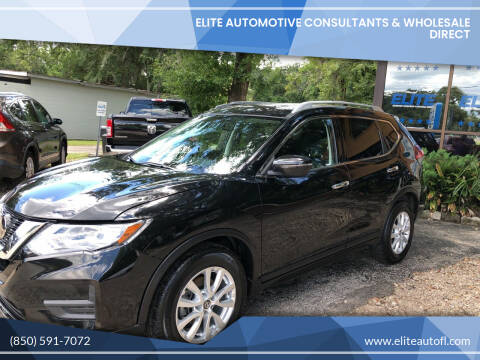 2019 Nissan Rogue for sale at Elite Automotive Consultants & Wholesale Direct in Tallahassee FL
