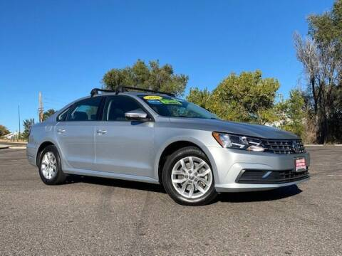 2018 Volkswagen Passat for sale at UNITED Automotive in Denver CO