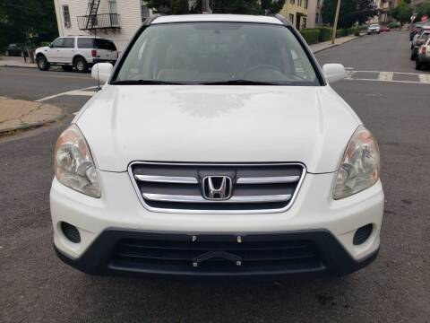 2005 Honda CR-V for sale at TURBO Auto Sales First Corp in Yonkers NY