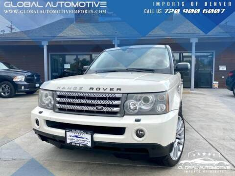 2009 Land Rover Range Rover Sport for sale at Global Automotive Imports in Denver CO