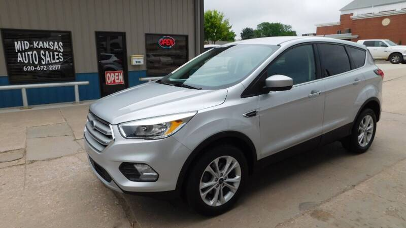 2019 Ford Escape for sale at Mid Kansas Auto Sales in Pratt KS