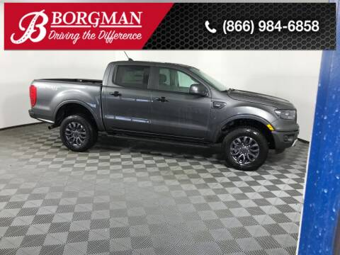 2020 Ford Ranger for sale at BORGMAN OF HOLLAND LLC in Holland MI