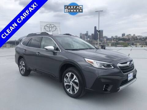 2020 Subaru Outback for sale at Toyota of Seattle in Seattle WA