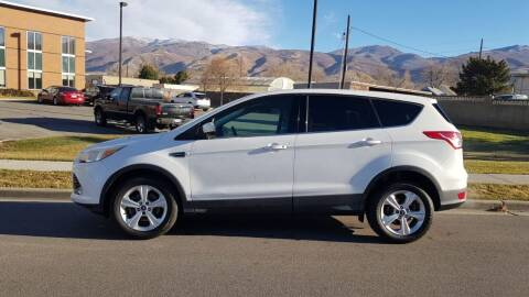 2013 Ford Escape for sale at A.I. Monroe Auto Sales in Bountiful UT