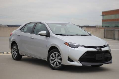 2017 Toyota Corolla for sale at Car Match in Temple Hills MD