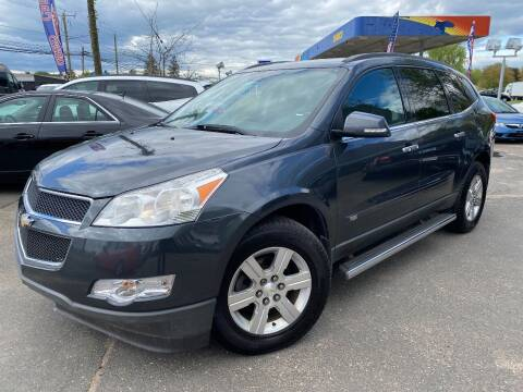 2010 Chevrolet Traverse for sale at East Windsor Auto in East Windsor CT