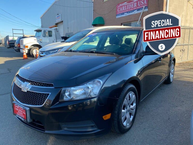 2014 Chevrolet Cruze for sale at Carlider USA in Everett MA