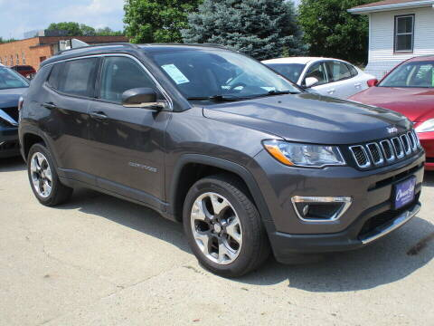 2018 Jeep Compass for sale at Choice Auto in Carroll IA