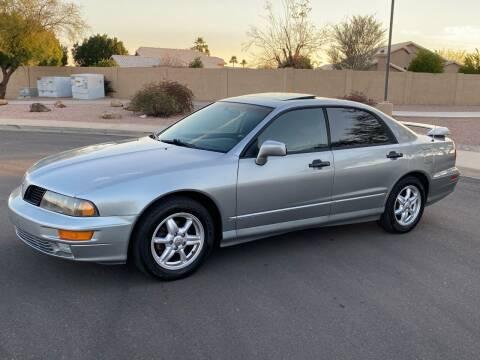 2002 Mitsubishi Diamante for sale at Autodealz in Tempe AZ