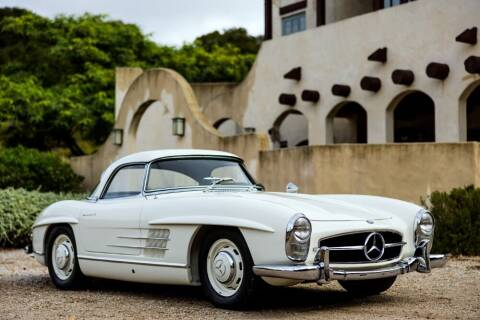 1958 Mercedes-Benz 300-Class for sale at Gullwing Motor Cars Inc in Astoria NY