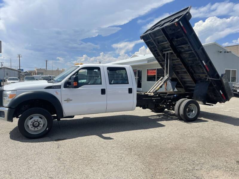 2012 Ford F-550 Super Duty for sale at Mikes Auto Inc in Grand Junction CO