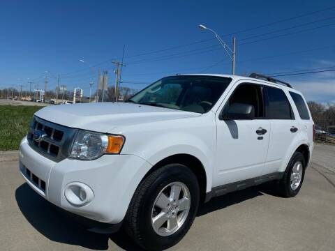 2012 Ford Escape for sale at Xtreme Auto Mart LLC in Kansas City MO