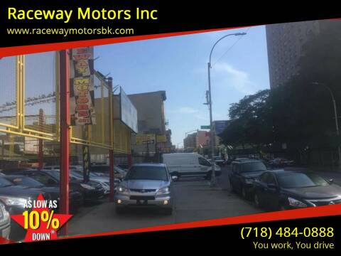 2008 Acura RDX for sale at Raceway Motors Inc in Brooklyn NY