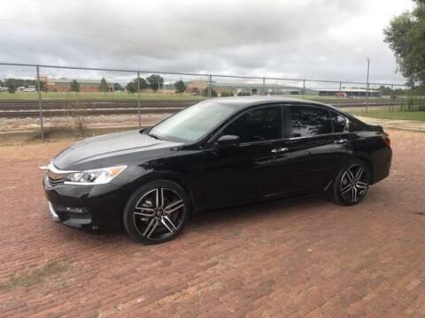 2017 Honda Accord for sale at Bryans Car Corner in Chickasha OK