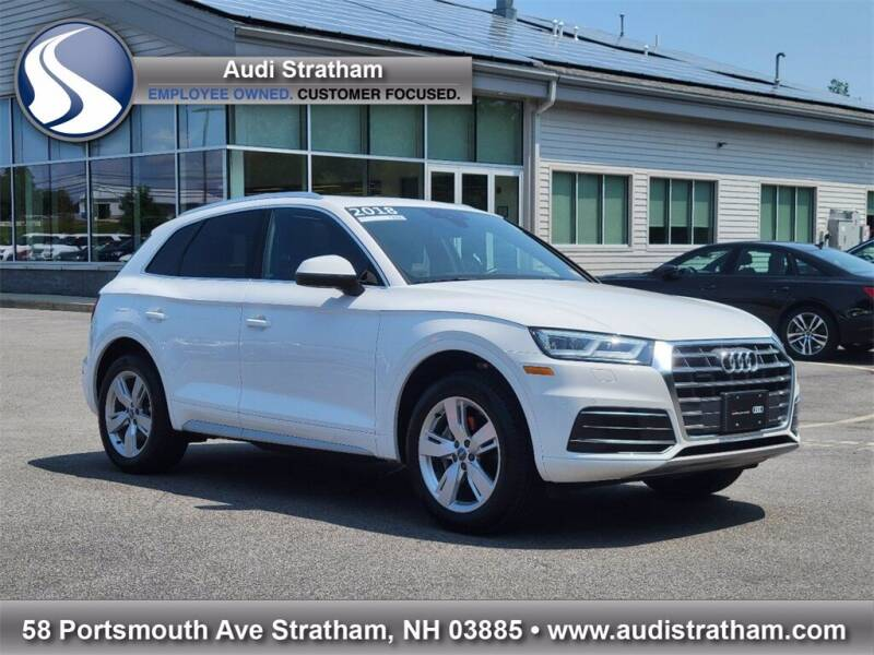 2018 Audi Q5 for sale in Stratham, NH