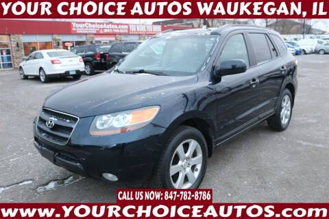 2007 Hyundai Santa Fe for sale at Your Choice Autos - Waukegan in Waukegan IL