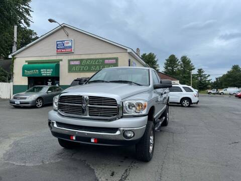2009 Dodge Ram Pickup 2500 for sale at Brill's Auto Sales in Westfield MA