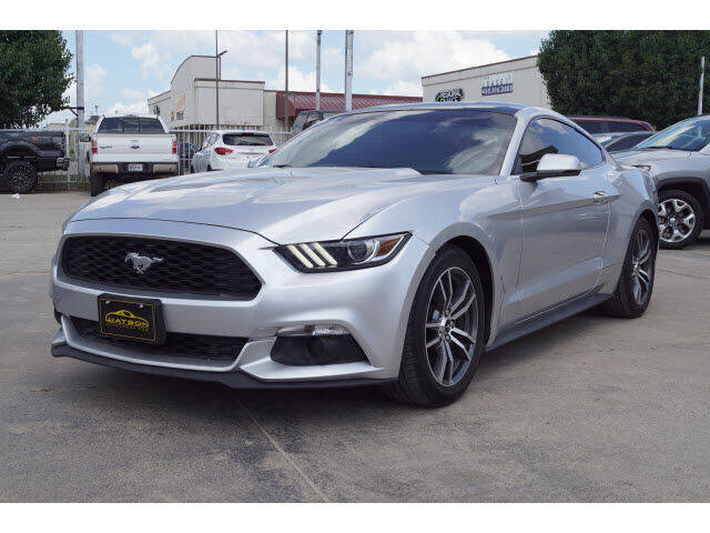 2017 Ford Mustang for sale at Monthly Auto Sales in Fort Worth TX