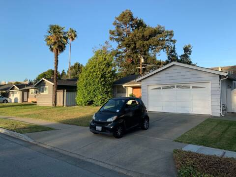 2008 Smart fortwo for sale at Blue Eagle Motors in Fremont CA