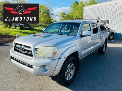 2005 Toyota Tacoma for sale at J & J MOTORS in New Milford CT