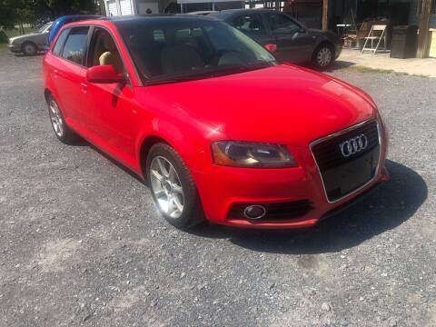 2011 Audi A3 for sale at DOUG'S USED CARS in East Freedom PA