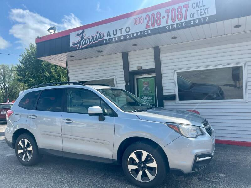 2018 Subaru Forester for sale at Farris Auto - Main Street in Stoughton WI